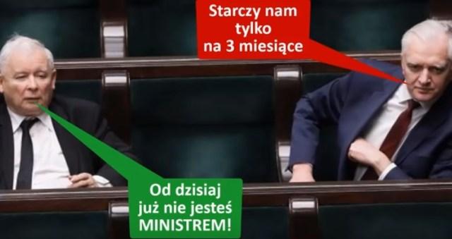 Polska nie ma pieniędzy na stan klęski żywiołowej – 3 miesiące i BANKRUT – powiedział GOWIN