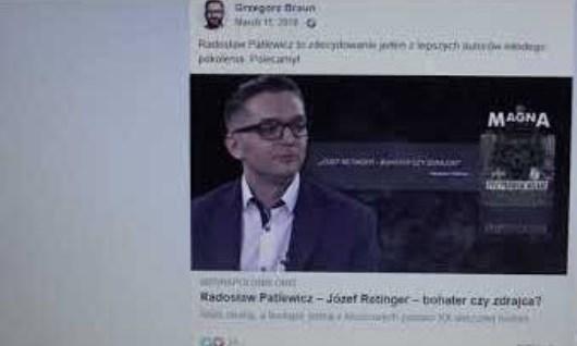 MÓJ SUBSKRYBOWANY KANAŁ – M.K TV (WAZNE + DZIADEK PATLEWICZA MORDERCA Z UPA?)