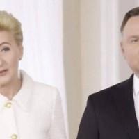 Czemu córka Andrzeja Dudy uciekła z Polski? Mnożą się pytania o decyzję...