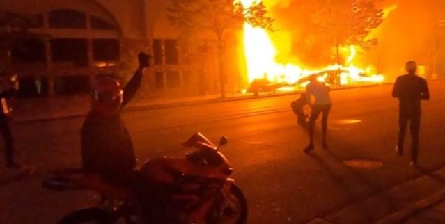 MÓJ SUBSKRYBOWANY KANAŁ – USA- Ogromne Zamieszki Na Ulicach! Coraz Bliżej Wojny w Ameryce ! Śmierć George Floyd