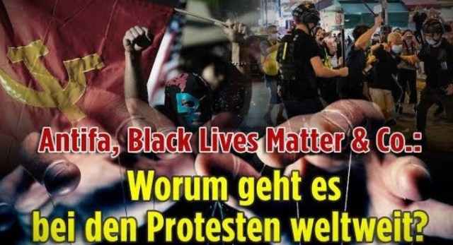 Antifa, Black Lives Matter und Co.: Worum geht es bei den Protesten weltweit?