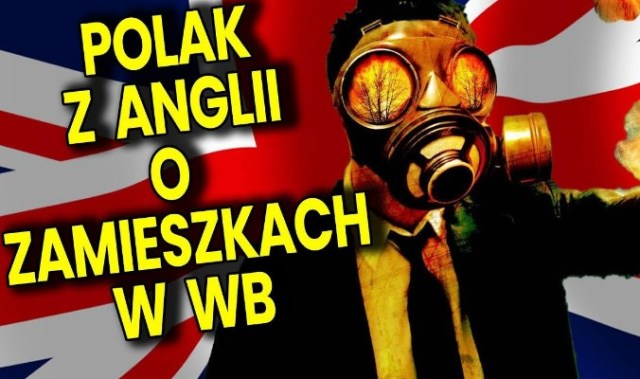 Sztucznie Prowokowane Zamieszki w Wielkiej Brytanii – Relacja Polaka Analiza