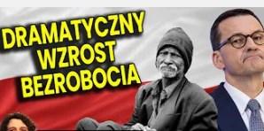 Ogromny Wzrost Bezrobocia i Spadek Zarobków w Polsce