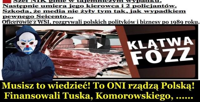 MÓJ SUBSKRYBOWANY KANAŁ – Musisz to wiedzieć! To ONI rządzą Polską! ( Lektor pl)