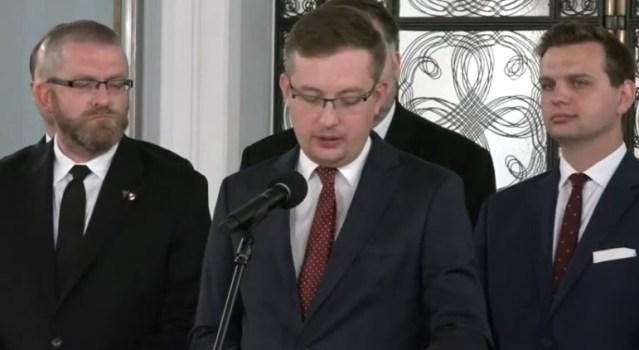 Domagamy się uznania ambasador Mosbacher za persona non grata w Polsce!