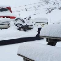 INFO NEWS:Potężne opady śniegu na południu Norwegii {Autor Gabi}