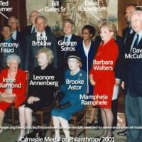 Post Lockdown - The Rockefeller Game Plan, część 1 i 2 (z dwuczęściowej serii) {Autor Gabi}
