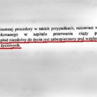 Zbrodnie w polskich szpitalach – skany dokumentów!  ☀Autor Gabi☀