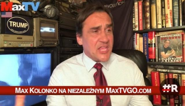 Max Kolonko – Prezydencki Briefing z MaxTVGO