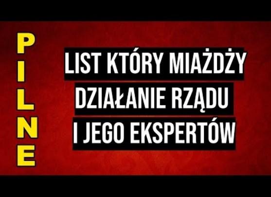 """Rządzący i """"eksperci"""" zmiażdżeni przez Zbigniewa Martykę. Podsumowanie roku nieudolności"""