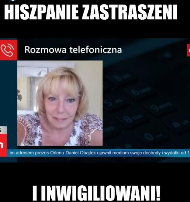 Hiszpania sterroryzowana! Ewa Marcinkowska: Jest wprowadzona godzina policyjna, ludzie nie mogą przemieszczać się