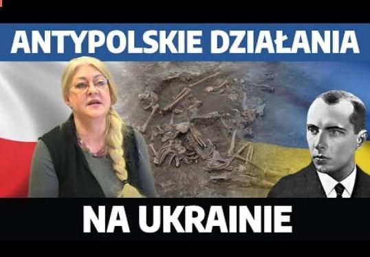 OGROMNE ZAGROZENIE Ukraińskie roszczenia wobec Polski, grabież naszej ziemi i fałszerstwa historyczne I dr L. Kulińska