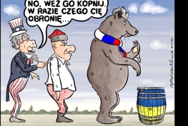 WOJNA Ukrainy z Rosją – Polacy będą walczyć za Ukrainę – Nord Strean 2 w tle wojny.