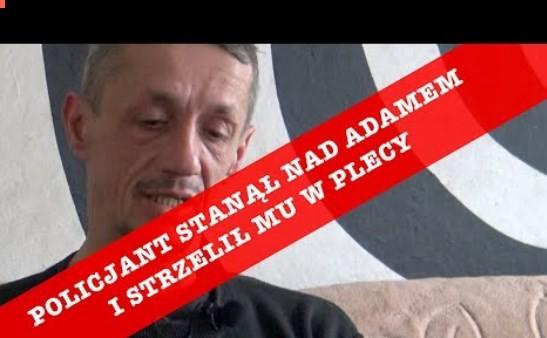 KONIN: Artur Czerniejewski: Policjant, który zabił mojego syna, wrócił do pracy | PRZESŁUCHANIE
