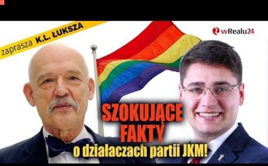 Konrad Smuniewski UJAWNIA szokujące fakty o działaczach partii JKM! Prawica, czy lewica?