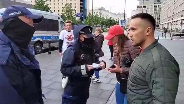 Warszawa pod TVP