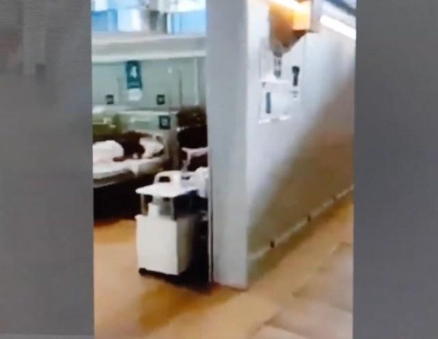 AX Spec – szpital w Rosji. 80 % pacjentów ostrzymało Słowik Pięć