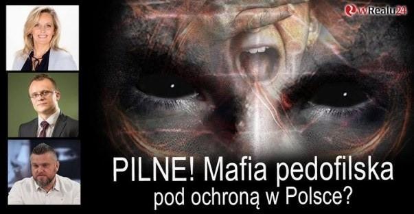 PILNE! Mafia pedofilska bezkarna w Polsce! UJAWNIAMY szokujące fakty ws. pedofilii w Polsce