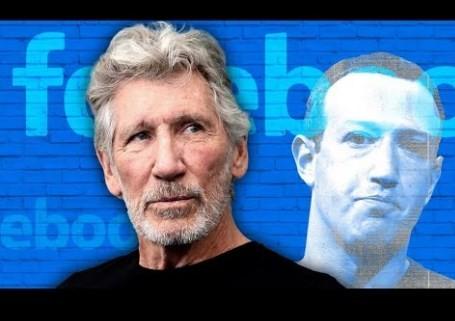 "ŚL: Facebook propozycja od Marka Zuckerberga – Roger Waters ""F–k off!"" ""Spierdalaj"""