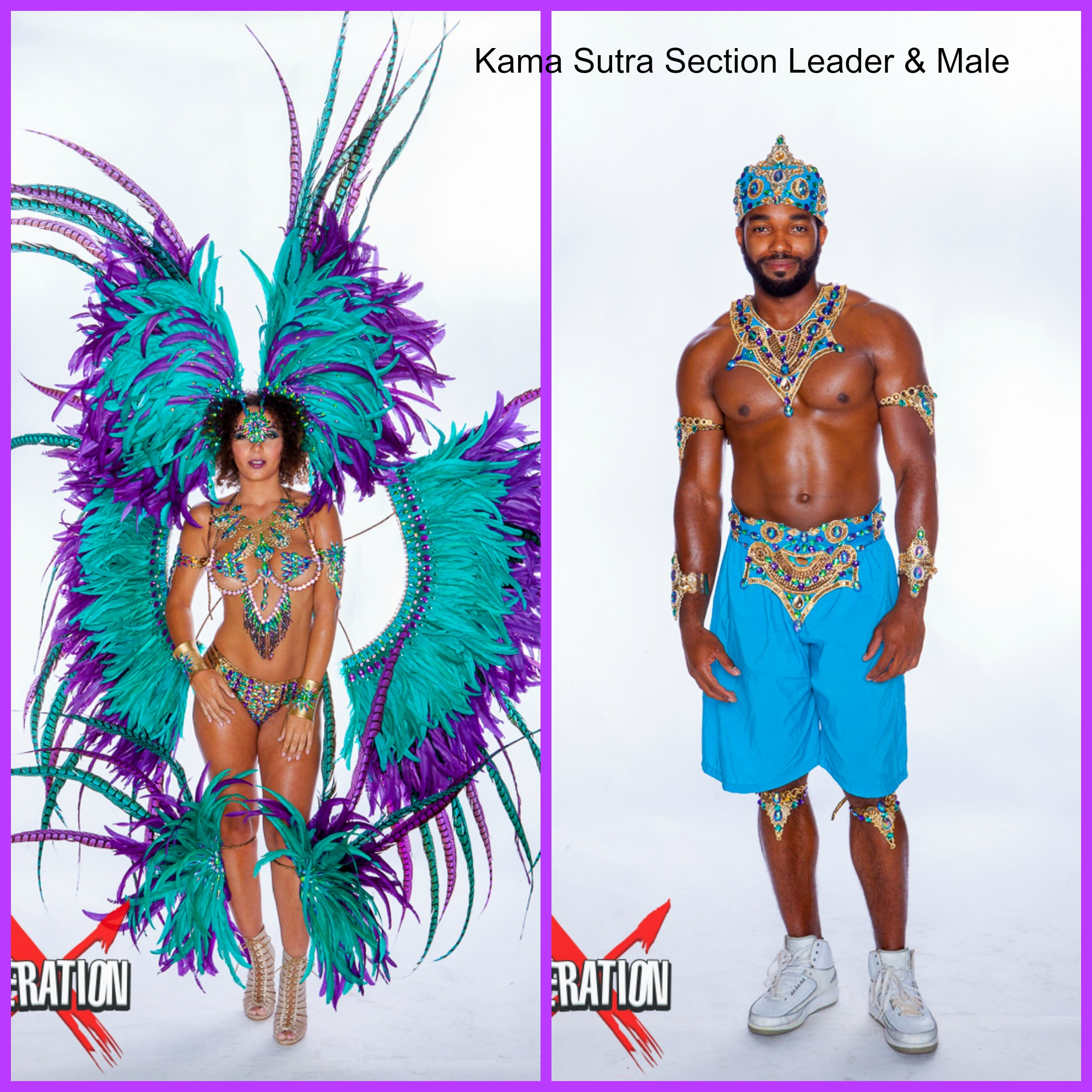 Kama Sutra SL & Male
