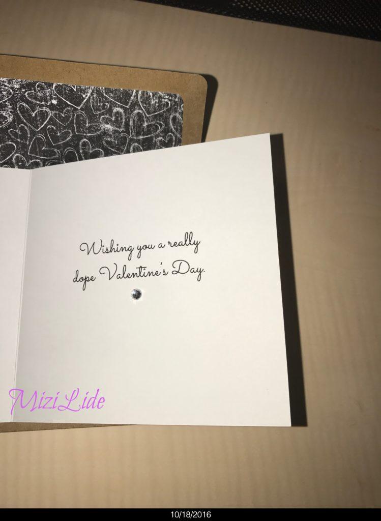 Inside VDay Card