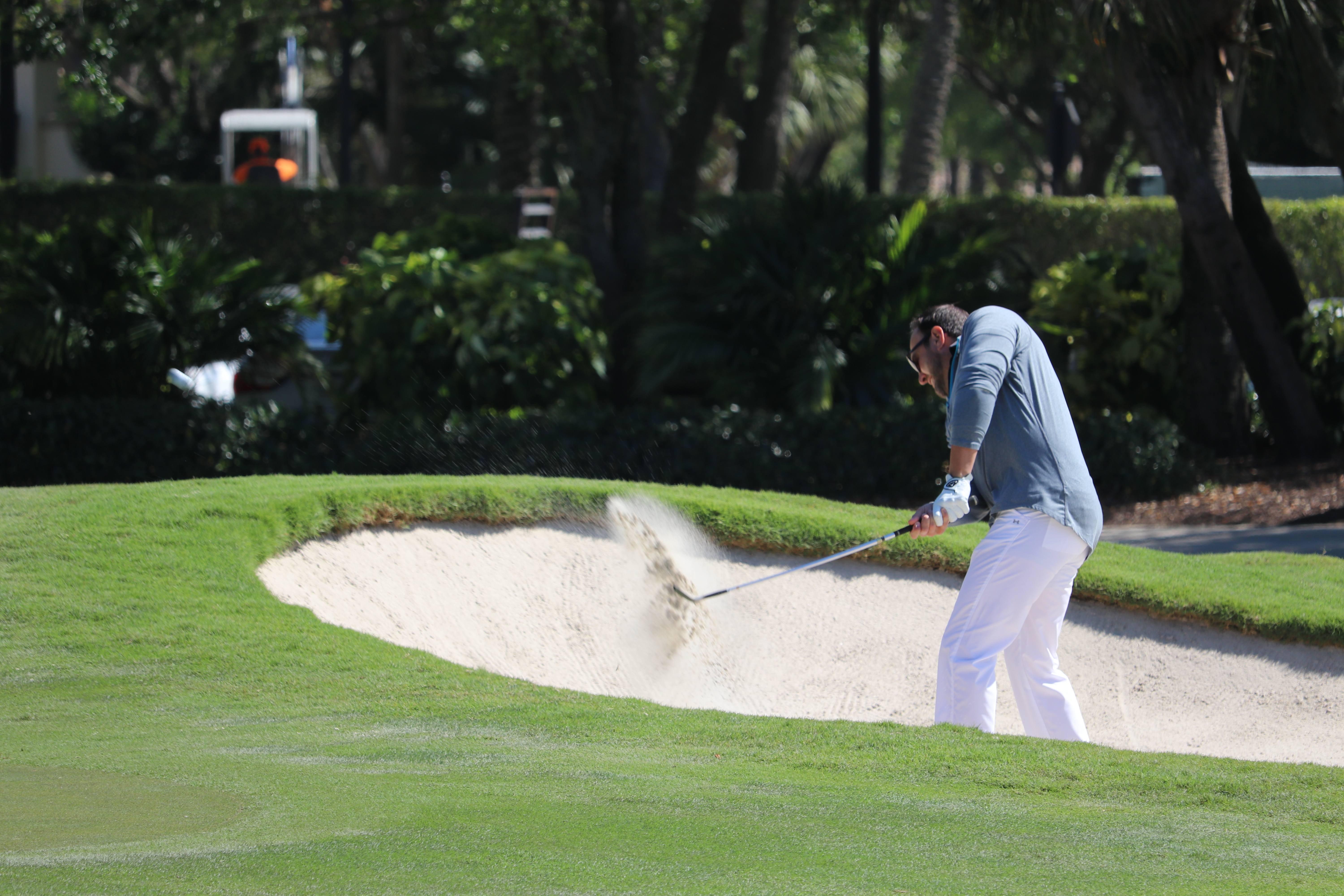 Bunker at Mizner Country Club