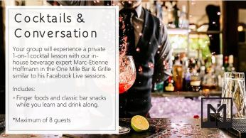 cocktails-and-conversation-Private-Event-at-Mizner-Country-Club