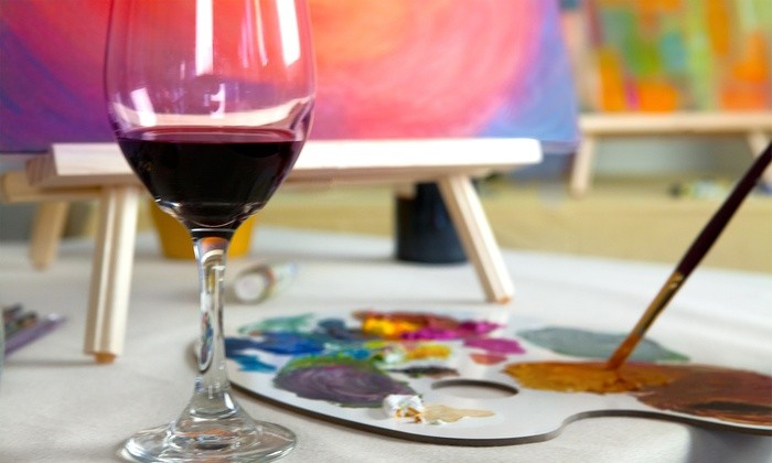 Mizner-Country-Club-Sip-And-Paint