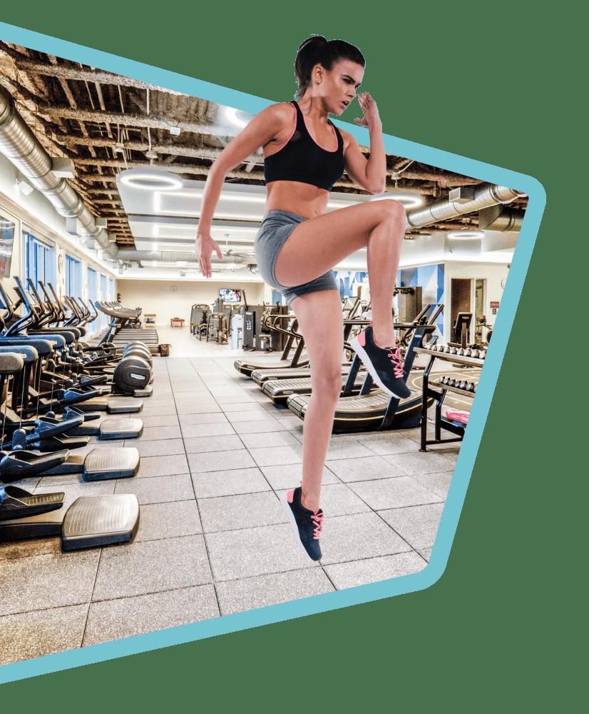 Fitness Graphic