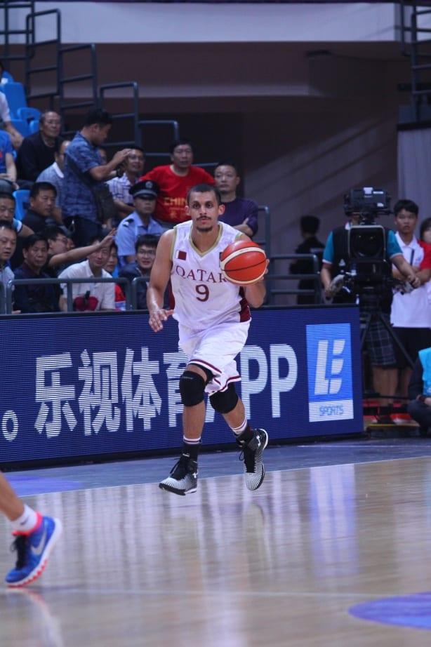 Mizo Amin from fiba Asia championship