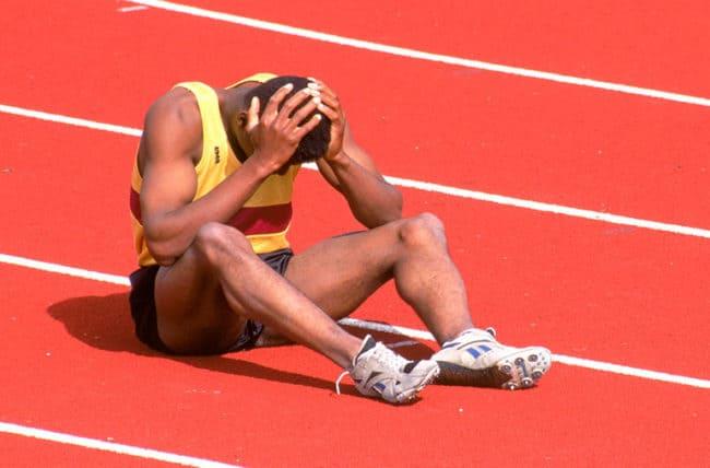 common injury 5 - mental block