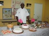 Cake making 5