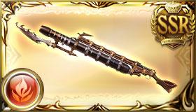 ベネディーア ラカム銃 グラブル スマホ ゲーム 攻略 火属性 火 レジェンドフェス SSR