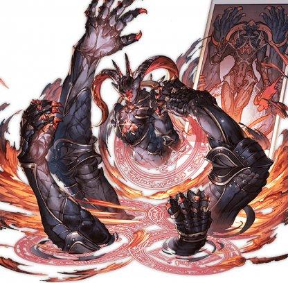 ザ・デビル アーカルム石 グラブル スマホ 攻略 ゲーム フラウ 01