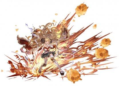 火属性 アニラ 干支 グラブル スマホ ゲーム攻略 ブログ 01