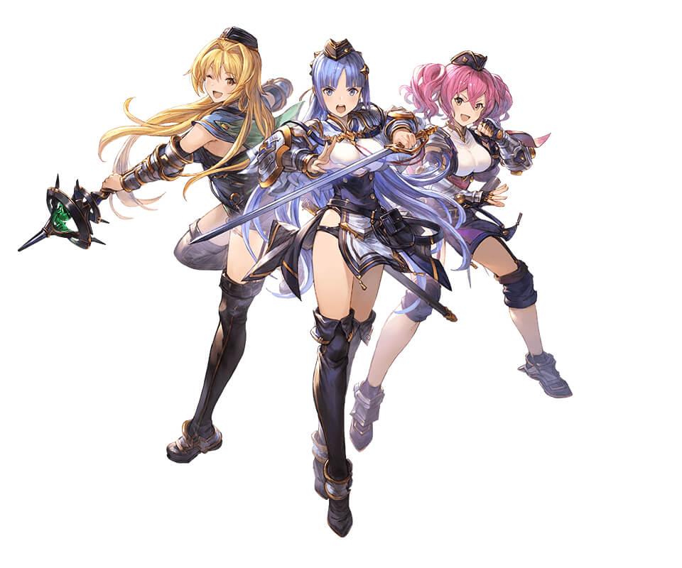 光属性 レヴィオン三姉妹 グラブル スマホ ゲーム攻略 ブログ 02