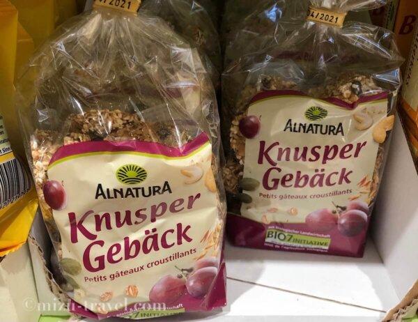 Alnatura Knusper