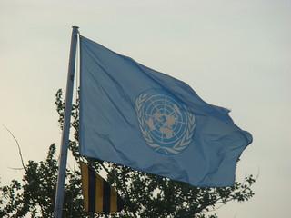 国連 Flag