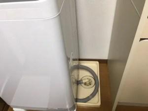 洗濯機周辺もチェックしましょう