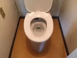 トイレ汚物詰まり