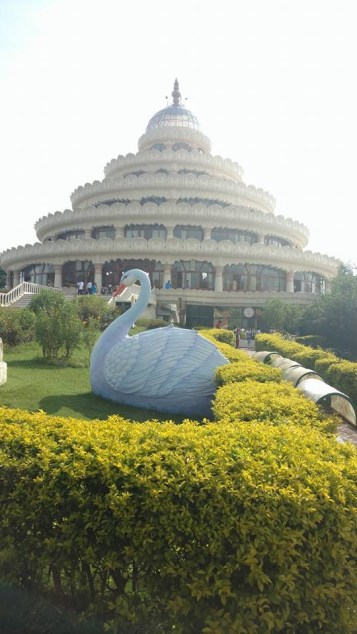 Ashram meditation center