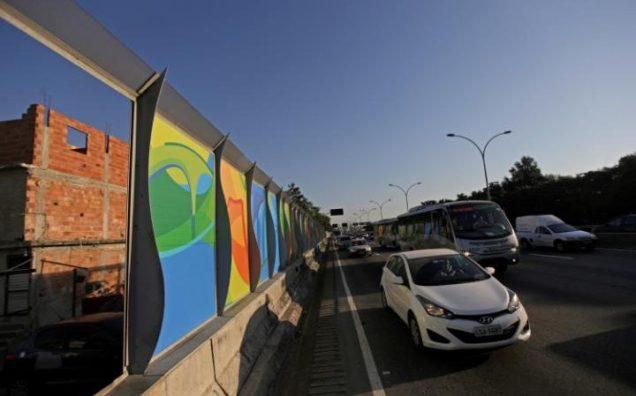 Ολυμπιακοί Αγώνες Ρίο 2016. Το τείχος της ντροπής