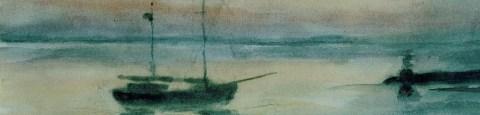 En målning av Gerd Öhman, min mormor