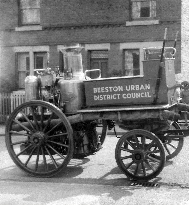 'Merryweather' Fire Engine Restoration