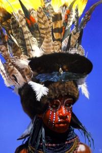 Melpa Tribewoman