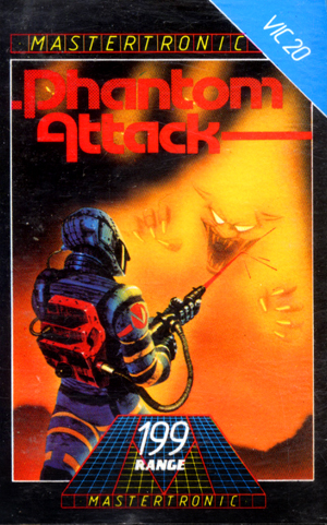 Phantom Attack cover