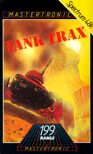 TankTrax cover