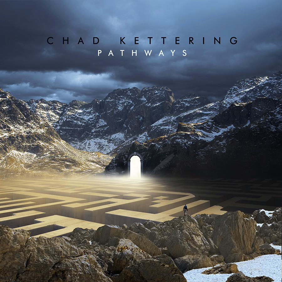 'Pathways' CD Cover Art Collaboration