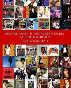 chris cadman Michael, Janet & The Jackson Family All The Top 40 Hits