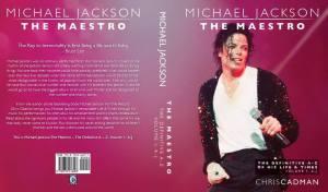chris caldman - michael Jackson The Maestro cover